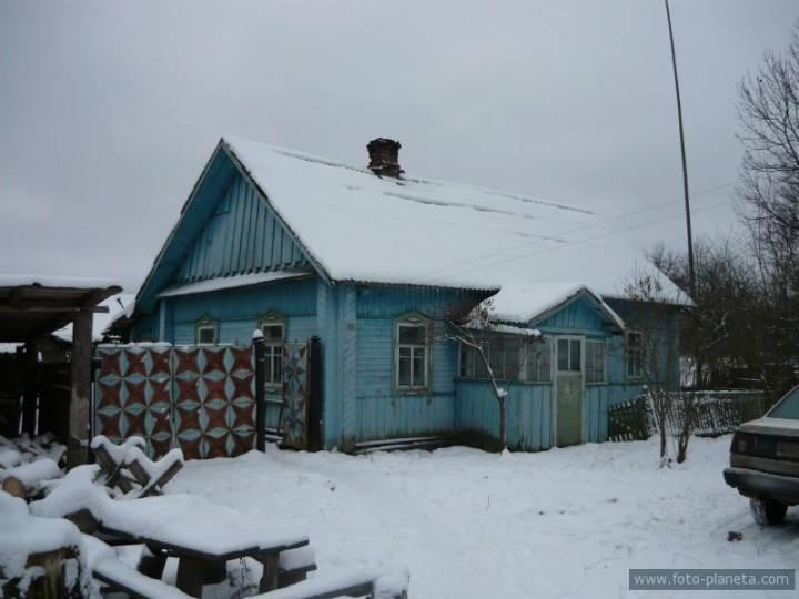 дом Дударевых