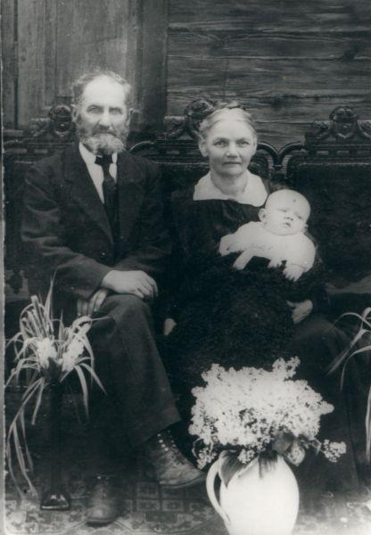 Rodzice Józefa Pleskaczewskiego.