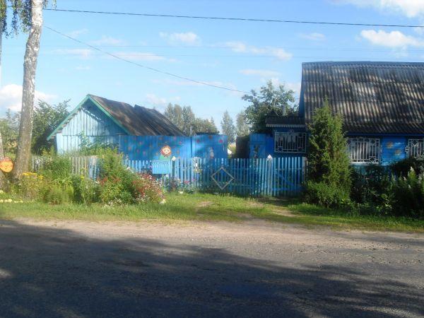 Дом Микулич(Василевич) Нины Семеновны