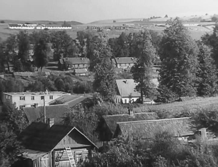 Лагаза (цэнтр), погляд ад старога кар'ера.