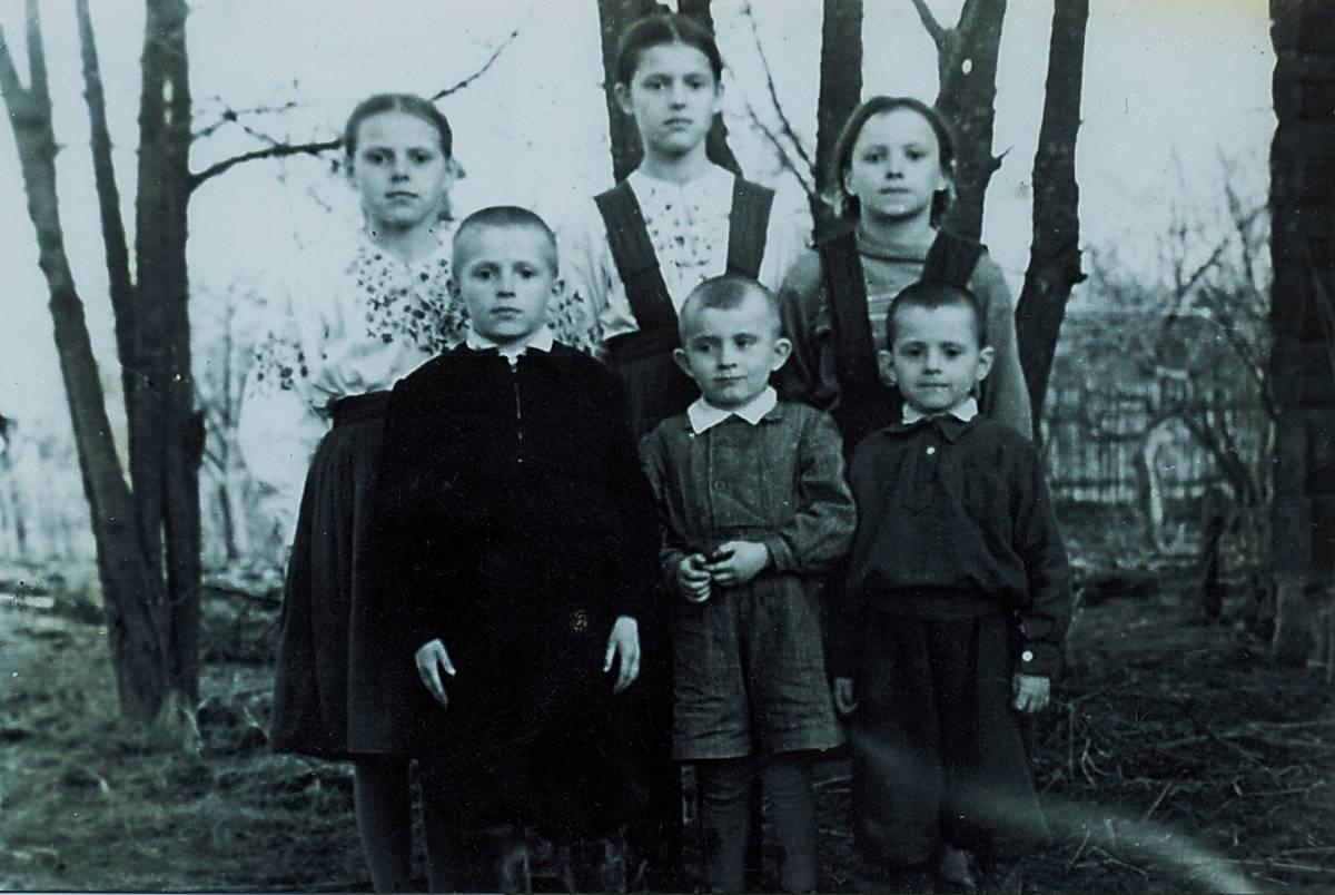 Унукі Іосіфа Купрыянавіча Бараноўскага...