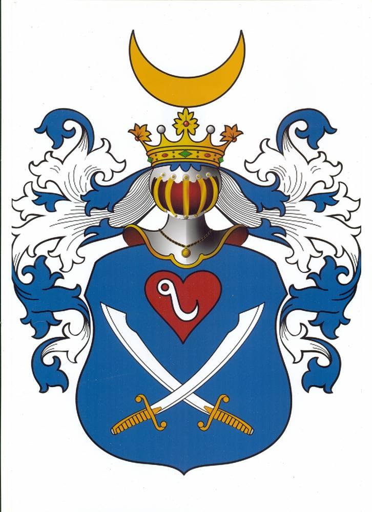 Асноўны герб Бараноўскіх -
