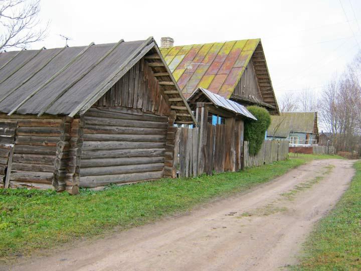 Стары сялянскі двор