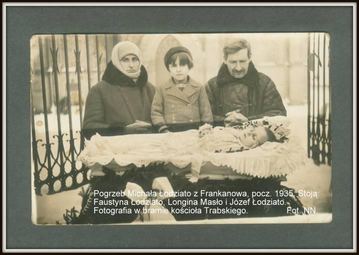Ostatnie pożegnanie niedoszłego właściciela Folwarku Frankanowo.