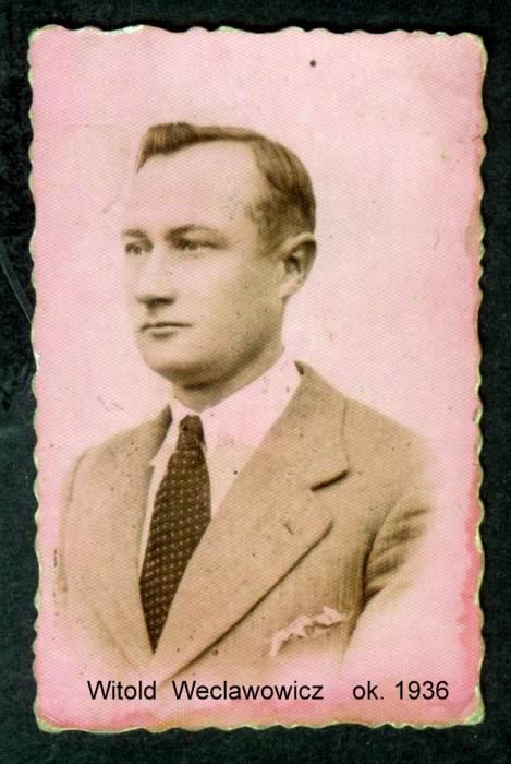 Witold zginie w 1942/43 w niewyjaśnionych okolicznościach zastrzelony i ukryty w lesie w pobliżu toru kolejowego między Jachimowszczyzną a Juraciszkami przez patrol ukraiński w służbie niemieckiej. Pochowany na cmentarzu katolickim w Trabach.