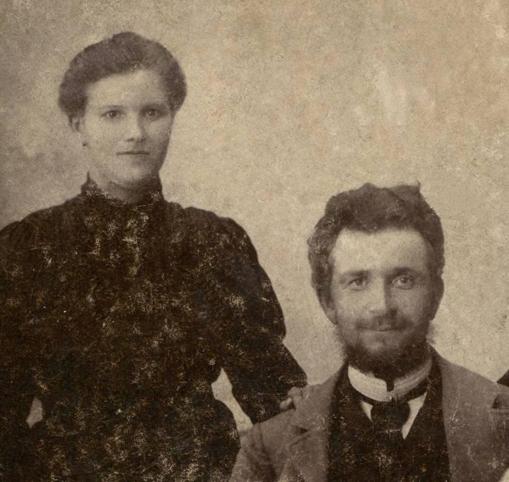 Велинские Антон Францевич и Антонина Иосифовна