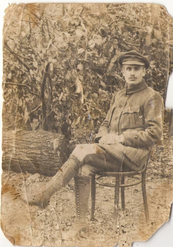 Предположительно один из братьев моего дедушки Савчина Романа Артёмовича.