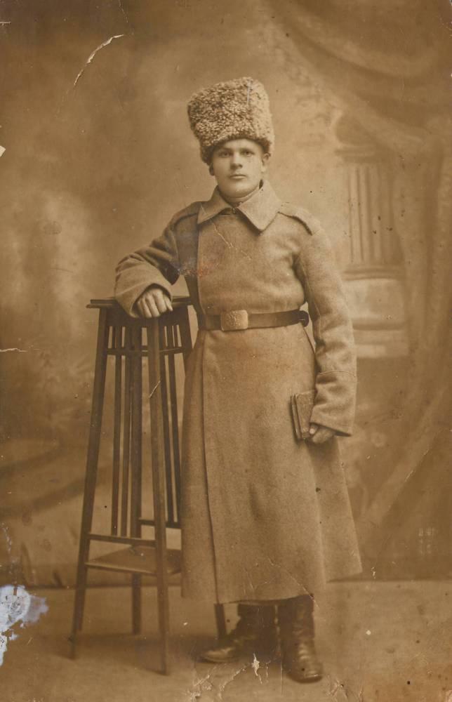 Мой дедушка, Савчин Роман Артёмович.