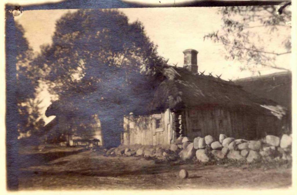 Деревня Новая Жыжма, Ивьевский район, Гродненская область, между 1915-1917 гг.