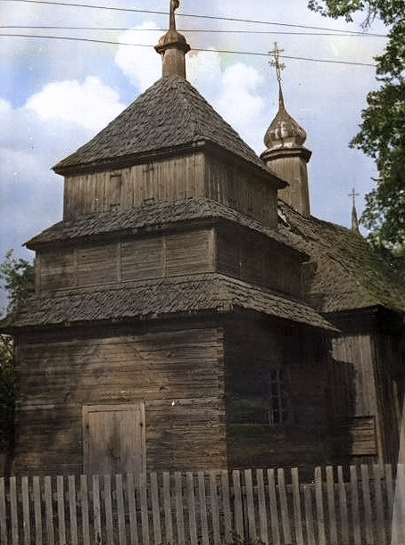 Ремель. Церковь Михаила Архангела
