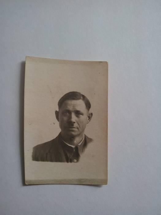 Мой дедушка Иван Федорович Андреюк