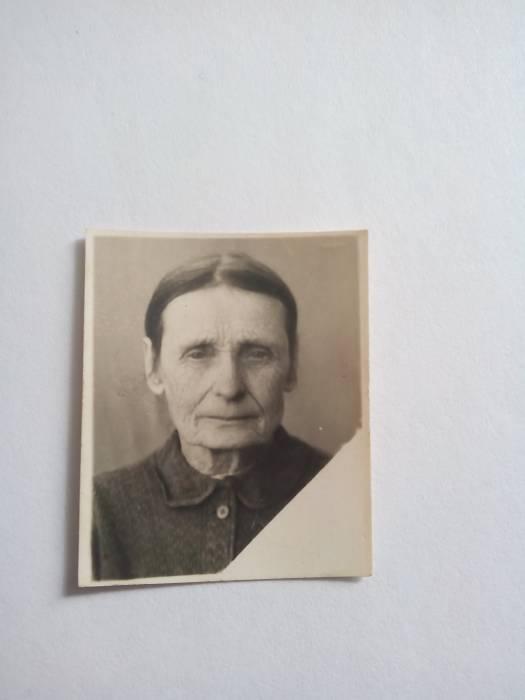 Моя прабабушка Пелагея Герасимовна Остапчук