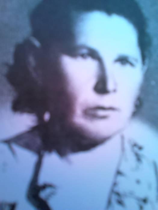 Stanisława Paradowska z domu Begiert ..Bergiert..Begert * 1918<br><br>Małzonek Stanisław Paradowski