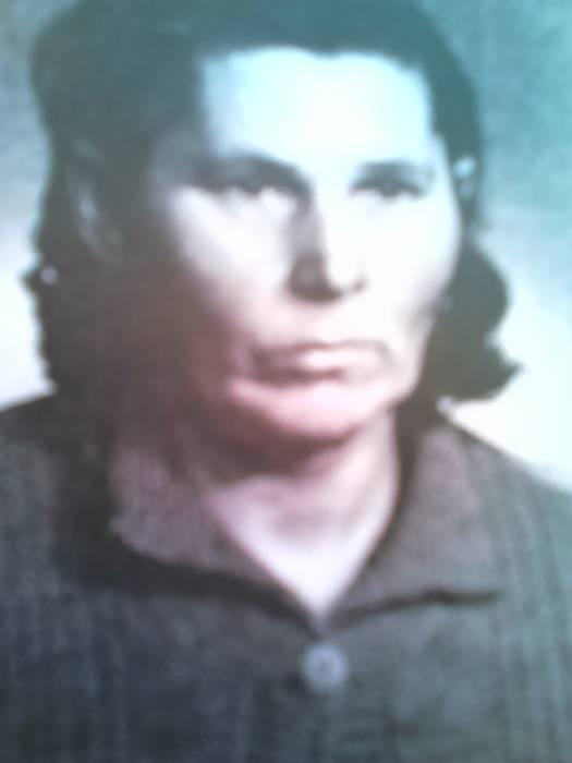 Stanisława Paradowska z domu Begiert..Bergiert..Begert *1918<br><br>Małzonek Stanisław Paradowski