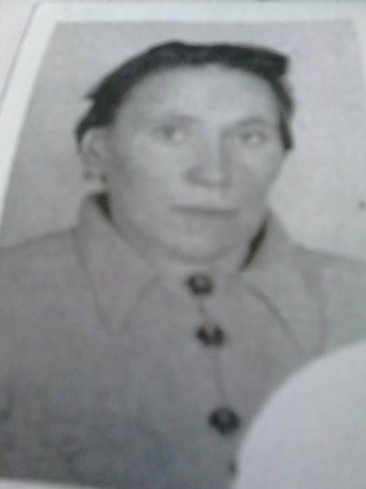 Natalia Begert-Begiert z domu Szczypior * 1914 <br><br>Małzonek ..Begiert Józef * 1912 z Łódzkiego
