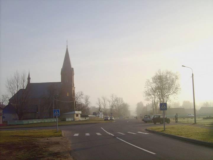 Nasz kościół parafialny pw. św. Władysława króla Węgier