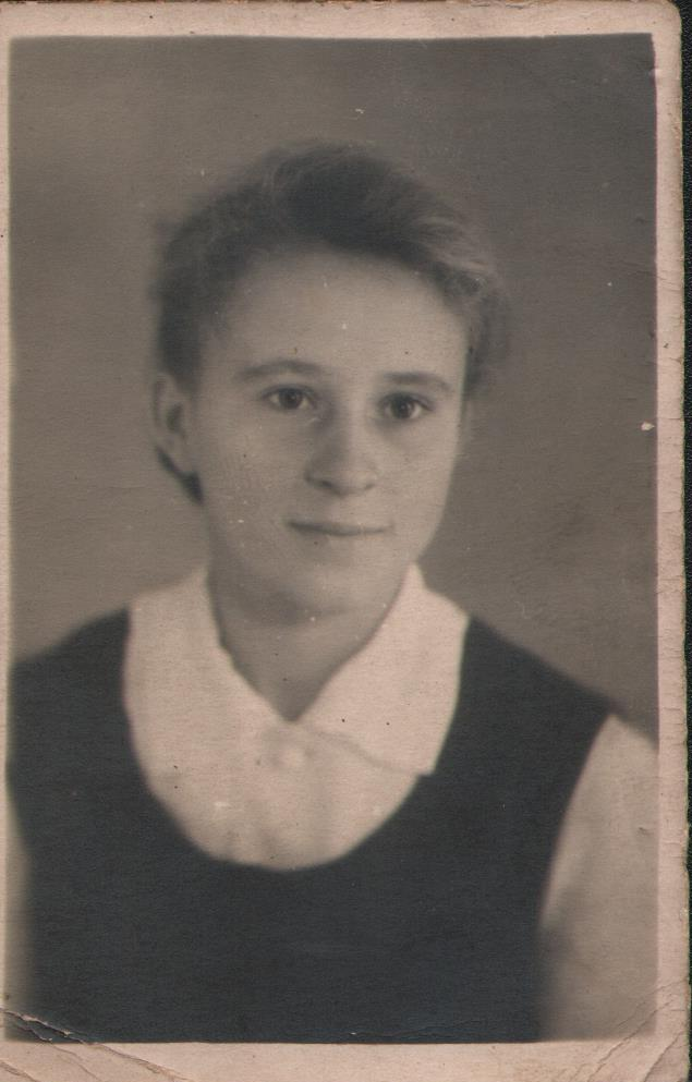 Кабайда(Андрэюк) Марыя.