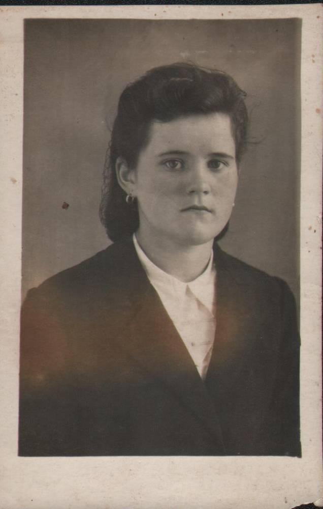 Палішчук(Беспудчык) Марыя.