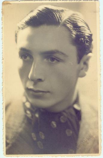 Grodno.1937r Tosiek Koniczek