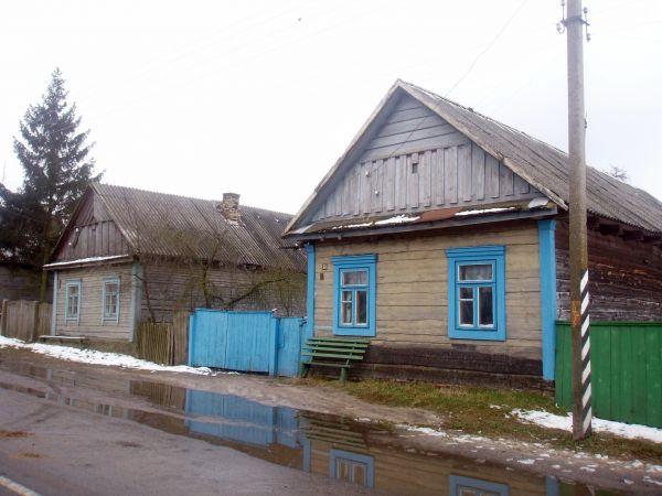 Łunin.Dom Józefa- Brata mego Dziadka