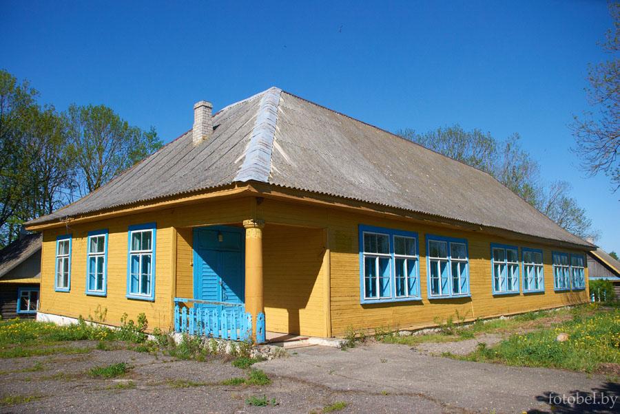 Школьный комплекс 1936г. построенный в закапанском стиле