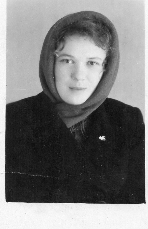 Гудыно Надежда Иосифовна - дочь Иосифа Гудыно