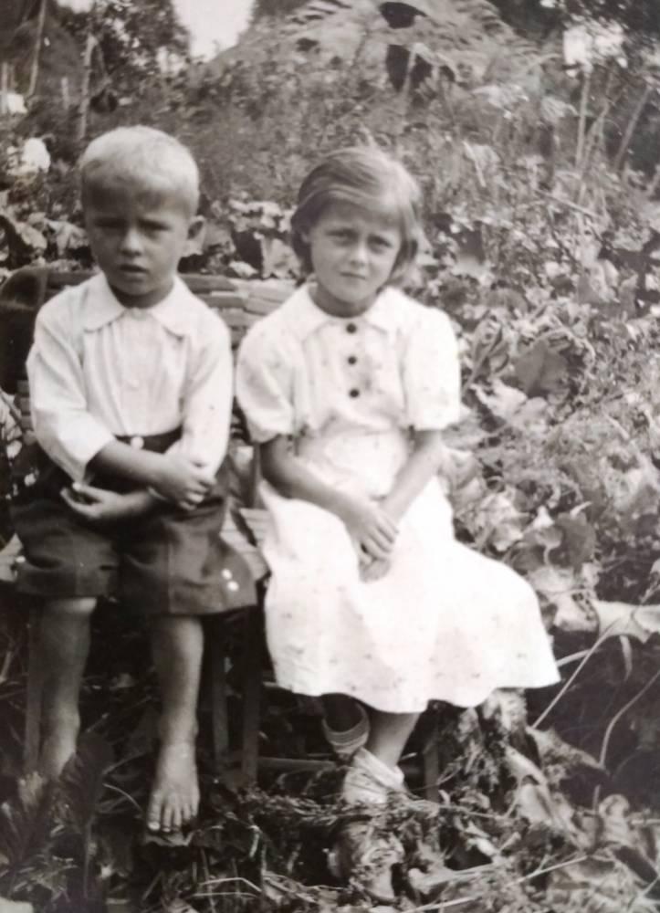 Кравчук Иван Петрович 1935, Кравчук Раиса Петровна 1933.