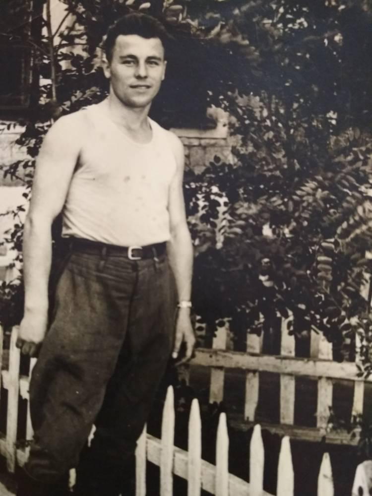 Кравчук Иван Петрович 1935.