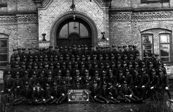 Służba wojskowa Antoniego Szymkiewicza, syna Karoliny i Wacława w Nowej Wilejce .