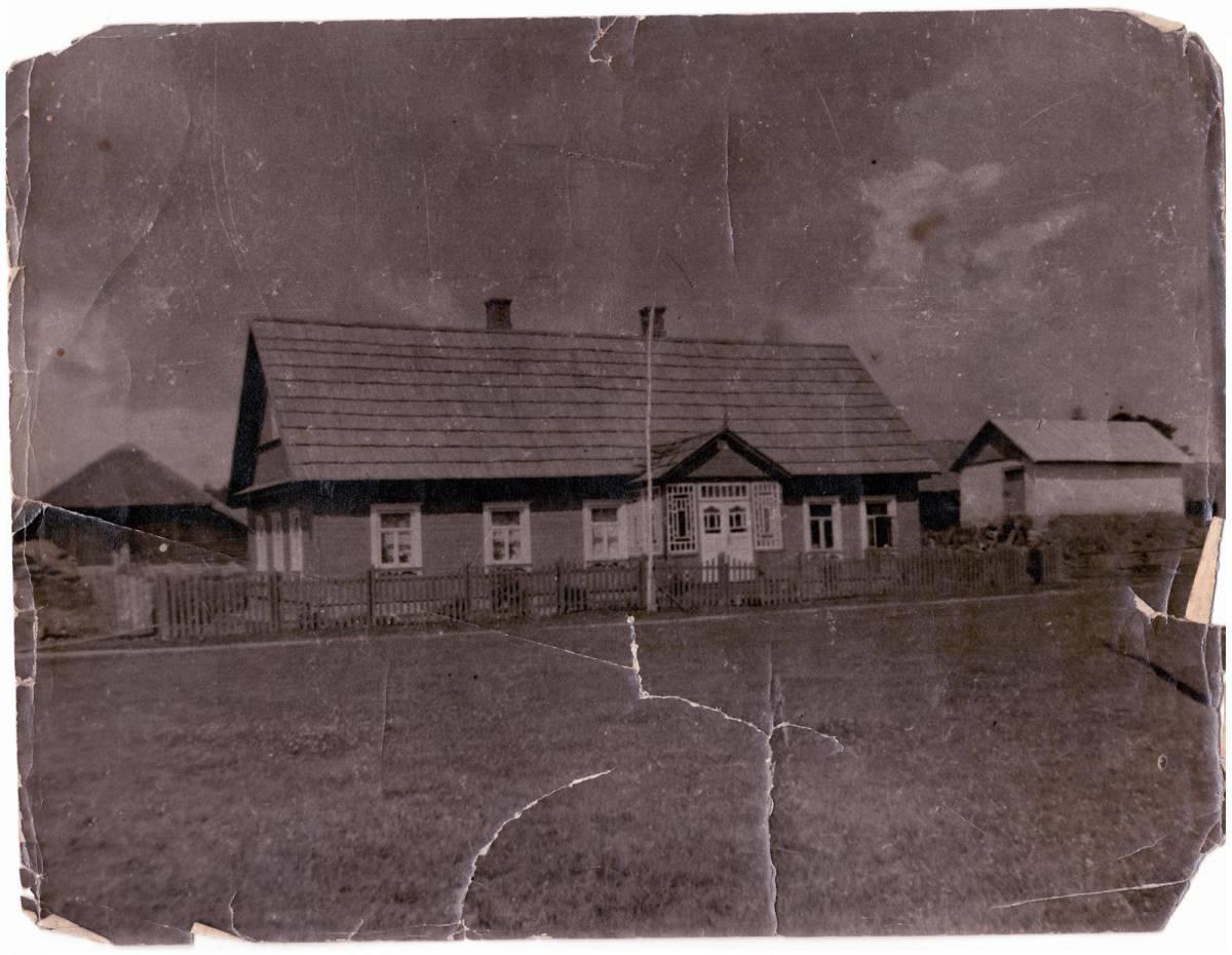 Dom w Dagiesiszkach