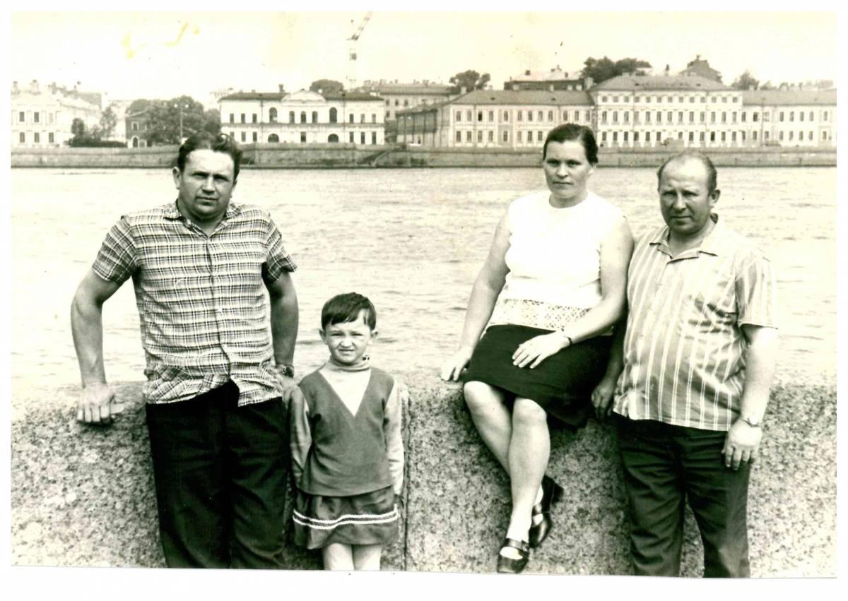 В Ленинграде