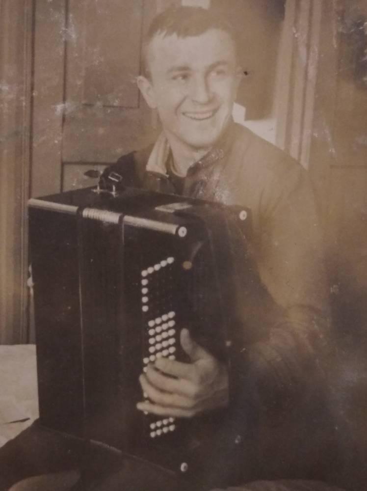 мой отец Далецкий Арнольд Александрович<br>1936 г.р.