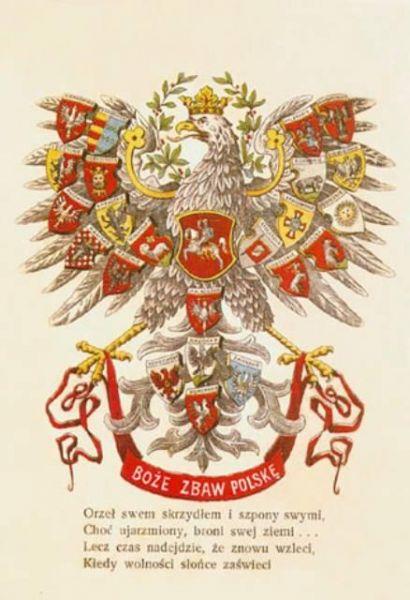Boże zbaw Polskę.