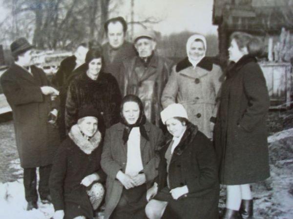 Бай Захар Степанович с родными