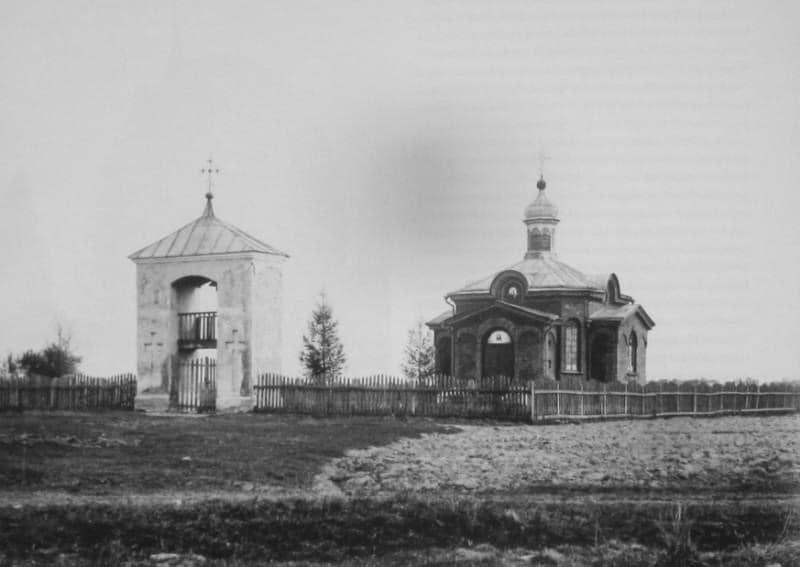 Георгиевская церковь в Гейсишках