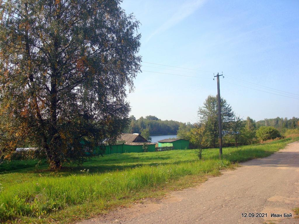 В деревне Марченки