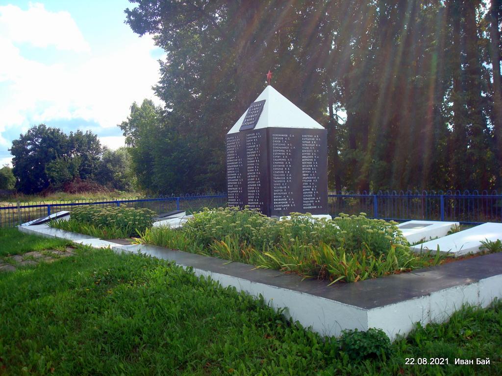 Братская могила в Мишневичах