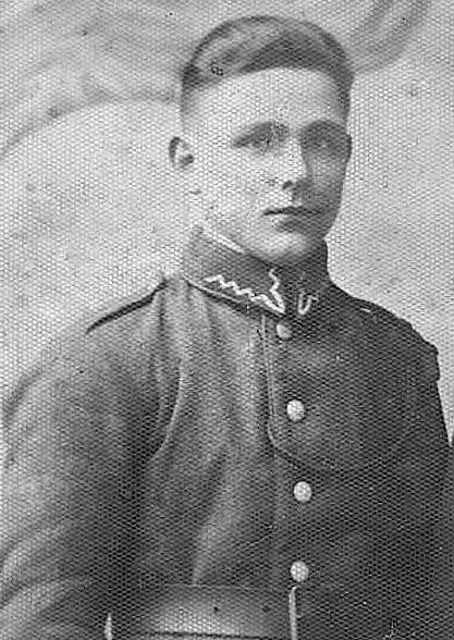 Mój stryj Bolesław Kublicki 1934