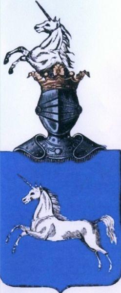 Герб Боньча, с 1739 года принадлежащим Пиоро