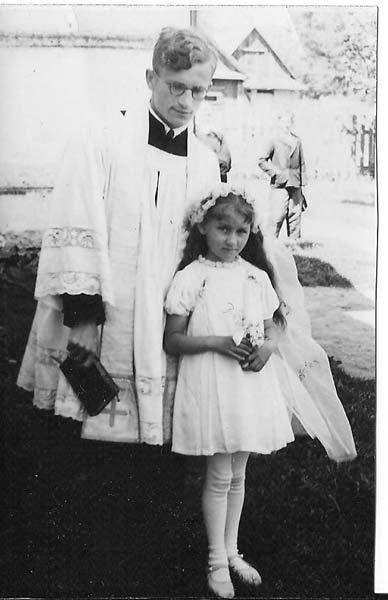 Ksiądz Kazimierz Swiątek, 1944r