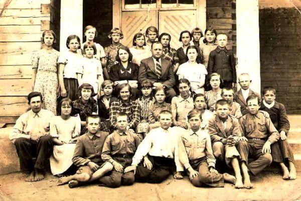 Szkoła Powszechna w Walówce