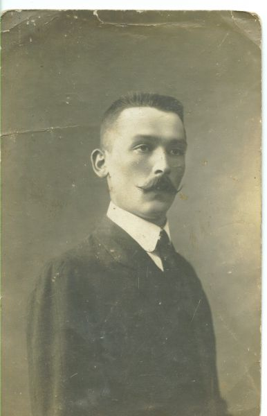 Cтефанович Франц Петрович<br> Stefanowicz