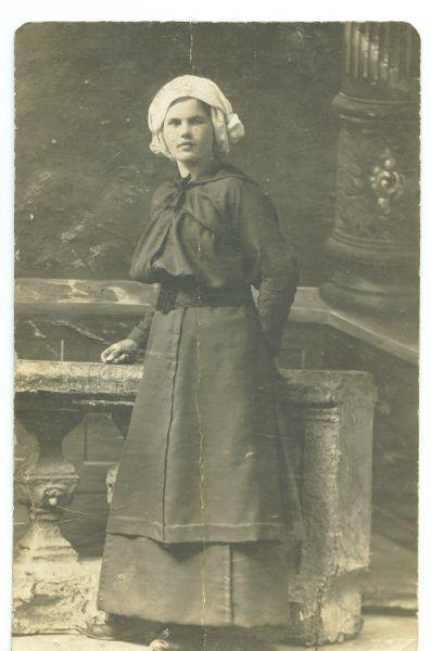 Юзефа Владиславовна Стефанович(Карабанович) 1914 год