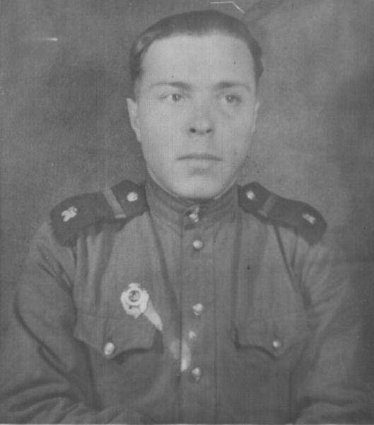 Романюк Николай Никанорович, 19.12.1929 г.р.