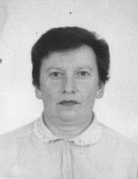 Кондратенко Ирина Николаевна, 1960 г.р.<br>фото от 10.08.2004 года