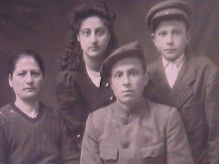 1.2.Булацкий (Моисей) Алексей-старший Никанорович, (14.02.1924 -  04.10.1954)