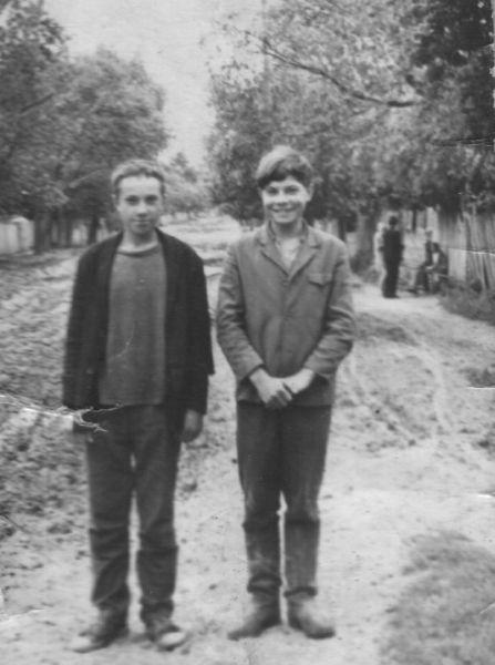 Черевач Николай  Петрович, 1958 - 2003 г.Калуга<br>Стрибук Сергей Михайлович, 10.10.1956