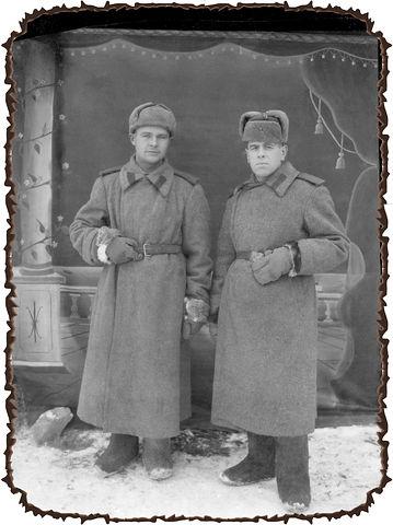1. Стрибук Степан Андреевич<br>2. ****<br>1939 год<br>Советско-финская война