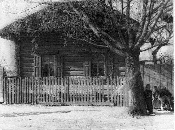 дом семьи<br>Стрибук Степана Андреевича