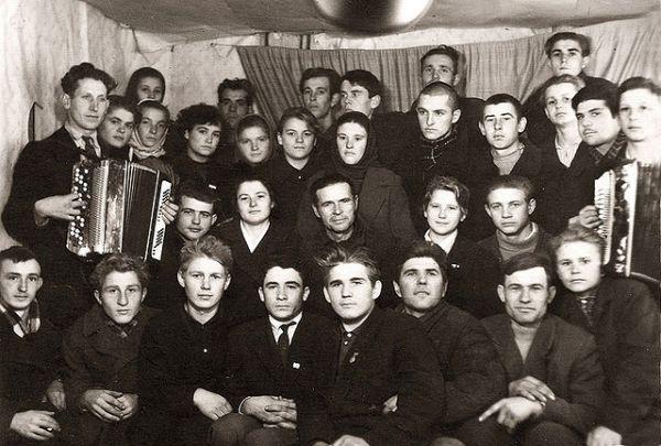 проводы Советскую Армию<br>Стрибук Сергея Степановича<br>(Старый клуб)
